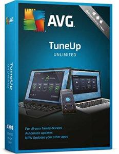 AVG PC Tuneup Pro 19.1 Build 1158 + key