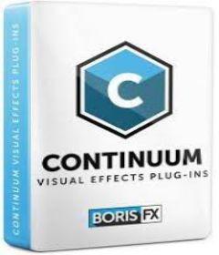 Boris FX Continuum Plug-ins