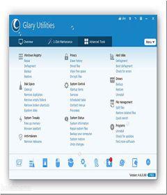 Glary Utilities Pro 5.124.0.149 + keygen