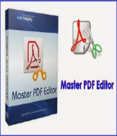 Master PDF Editor incl Keygen