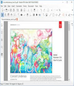 Master PDF Editor incl keygen full version