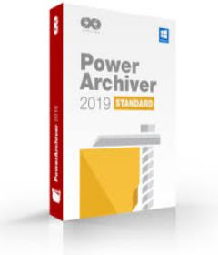 PowerArchiver Standard 2019 19.00.50