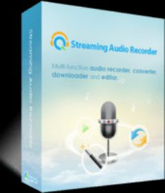 Streaming Audio Recorder incl Patch