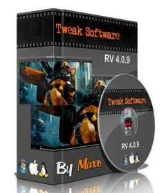 Tweak Software RV 7.3.3 + keygen