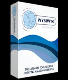 WYSIWYG Web Builder with Keygen full version download