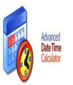 Advanced Date Time Calculator + key