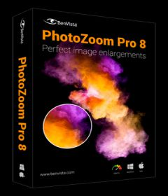Benvista PhotoZoom 8.0 incl Patch