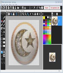 Metro Style Icon Studio with Patch