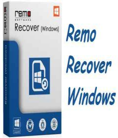 Remo Recover Windows 5.0.0.40