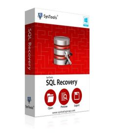 SysTools SQL Recovery incl Patch
