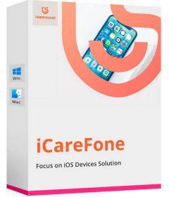 Tenorshare iCareFone 5.7.0.15 + key