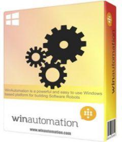 WinAutomation Pro Plus 9.0.0.5481 incl Patch