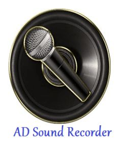 AD Sound Recorder 5.7.4