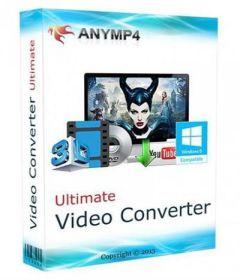 AnyMP4 DVD Converter v7.2.18