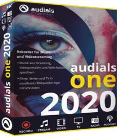 Audials One 2020.0.55.5500 Platinum + key