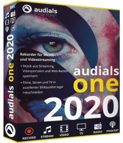 Audials One 2020.0.57.5700 Platinum