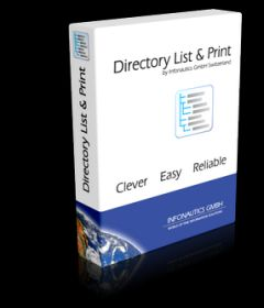 Directory List & Print Pro 3.67 + patch