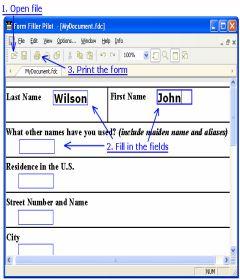 Form Pilot Office + patch