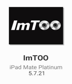 ImTOO iPad Mate Platinum + patch
