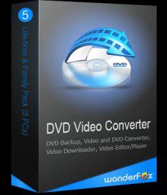 WonderFox DVD Video Converter 23.0 incl keygen [CrackingPatching]