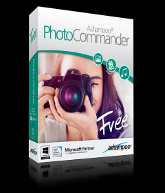 Ashampoo Photo Commander 16.1.1 + patch