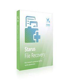 Starus File Recovery 4.1 + keygen