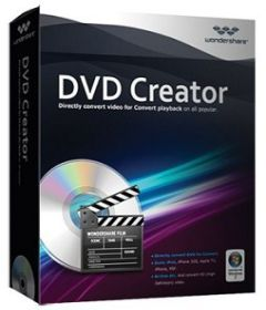 Wondershare DVD Creator 6.2.6.139 incl Patch
