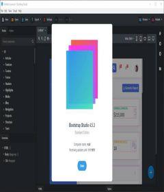 Bootstrap Studio + Patch 64bit