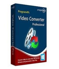 Program4Pc PC Video Converter 10.5.0 + activator