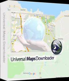 Universal Maps Downloader 9.933 + keygen