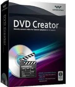 Wondershare DVD Creator 6.2.7.150 incl Patch