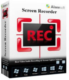 Aiseesoft Screen Recorder 2.1.66 + patch
