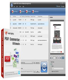 AnyMP4 PDF Converter Ultimate incl patch free download