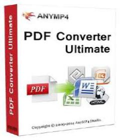 AnyMP4 PDF Converter Ultimate incl Patch
