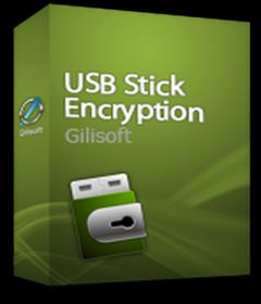 GiliSoft USB Stick Encryption 11.5