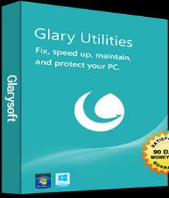 Glary Utilities Pro 5.134.0.160 + keygen