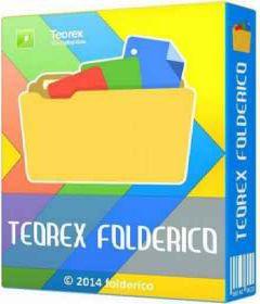 Teorex FolderIco 6.2.1 + key