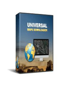 Universal Maps Downloader 9.937