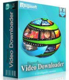 Bigasoft Video Downloader Pro 3.22.0.7296 + keygen