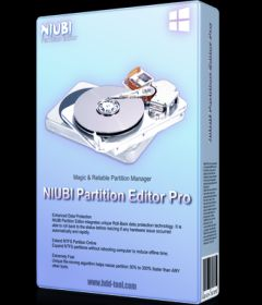 NIUBI Partition Editor Technician Edition + keygen