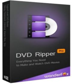WonderFox DVD Ripper Pro 13.4 + keygen