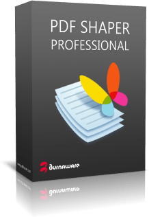 PDF Shaper Professional and Premium patch free download
