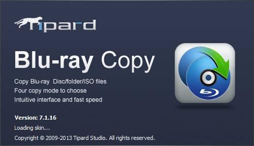 Tipard Blu-ray Copy 7.1.76
