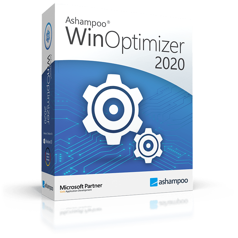 Ashampoo WinOptimizer with patch free download
