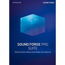 MAGIX - Sony Sound Forge Audio Studio incl Patch