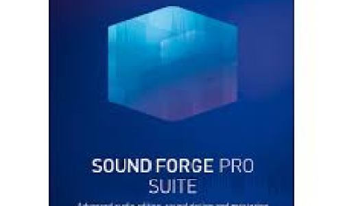 MAGIX SOUND FORGE Pro Suite Patch free download