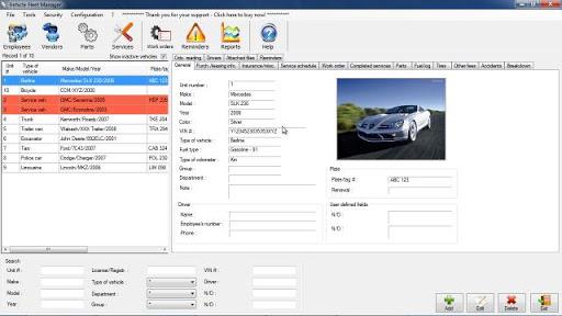 Vehicle Fleet Manager 2021.3.24.0