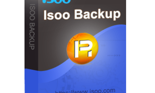 Isoo Backup 4.4.3.780 incl Patch