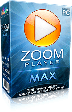 Zoom Player MAX 15.5