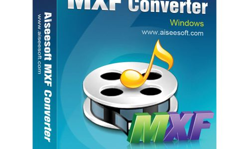 Aiseesoft MXF Converter Patch free download